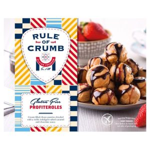 Rule of Crumb Profiteroles