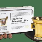 Pharmanord BioActive Selenium + Zinc