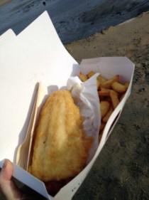 adventures of a gluten free globetrekker Gluten Free Fish & Chips at Rick Stein's, Padstow Cornwall Gluten Free Travel UK