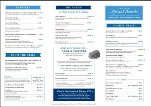 adventures of a gluten free globetrekker C&L menu