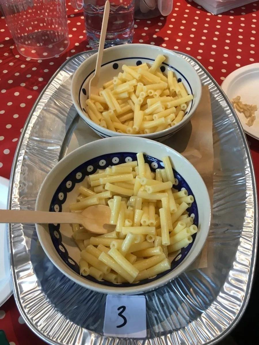 Tesco gluten free macaroni