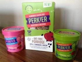 adventures of a gluten free globetrekker Perk!ier Gluten Free Porridge Launch Gluten Free News