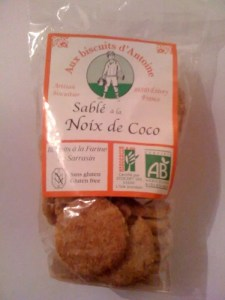 adventures of a gluten free globetrekker Gluten Free Bakery in France: Aux Biscuits d'Antoine France Gluten Free Travel International