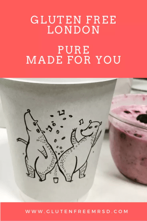 adventures of a gluten free globetrekker Gluten Free London: Pure Made for you
