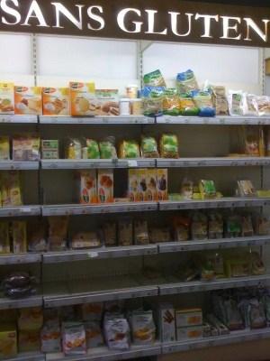 adventures of a gluten free globetrekker Bio Supermarket sans gluten