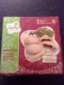 adventures of a gluten free globetrekker Genius....Gluten Free Mince Pies Gluten Free Christmas