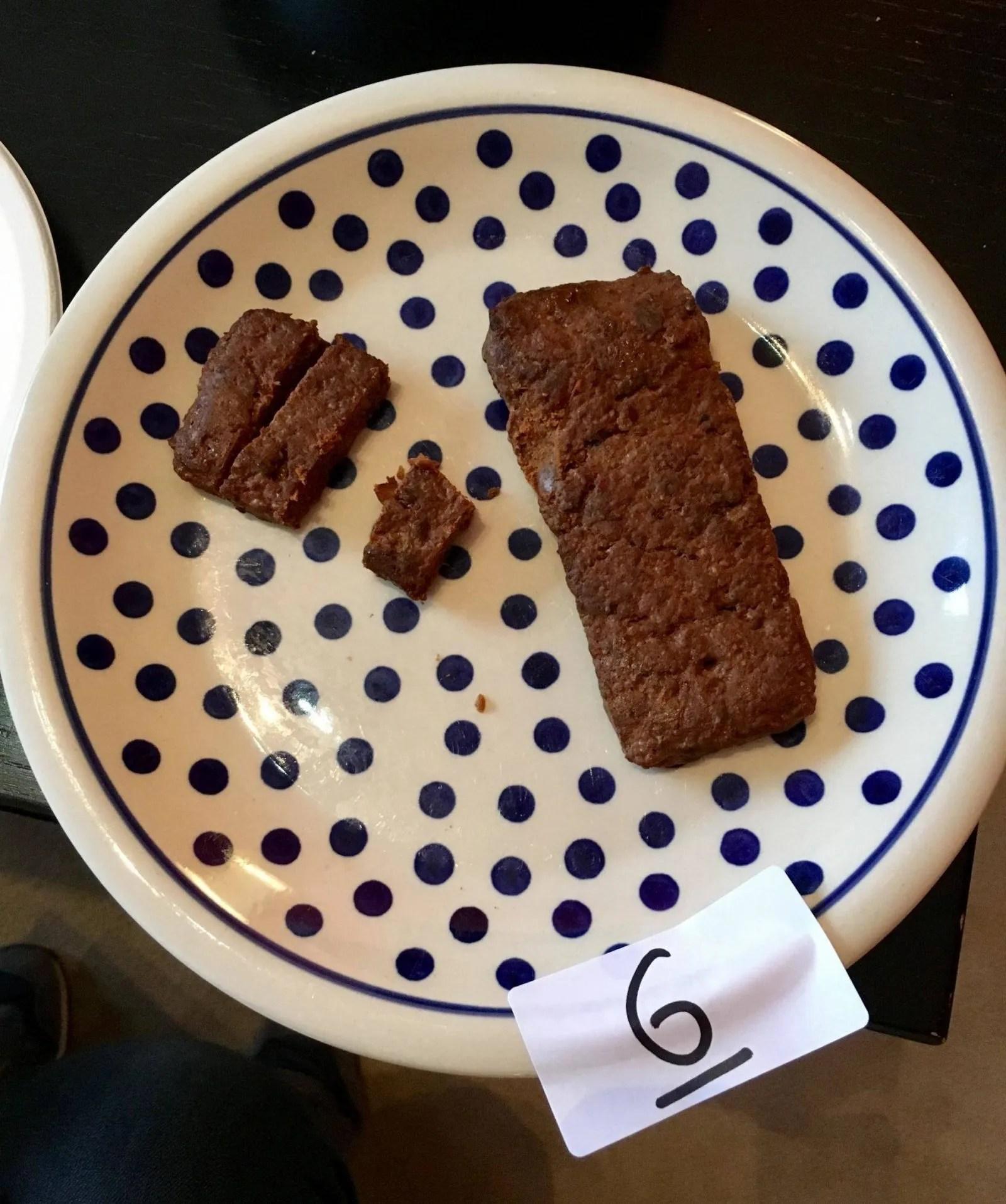 gluten free high protein bar