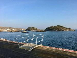 adventures of a gluten free globetrekker Styrso ferry