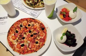 adventures of a gluten free globetrekker Gluten Free Pizza: Pizza Buzz, London EC2 London