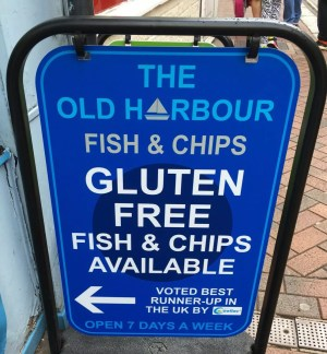 adventures of a gluten free globetrekker Gluten Free Fish and Chips