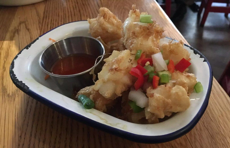 gluten free calamari