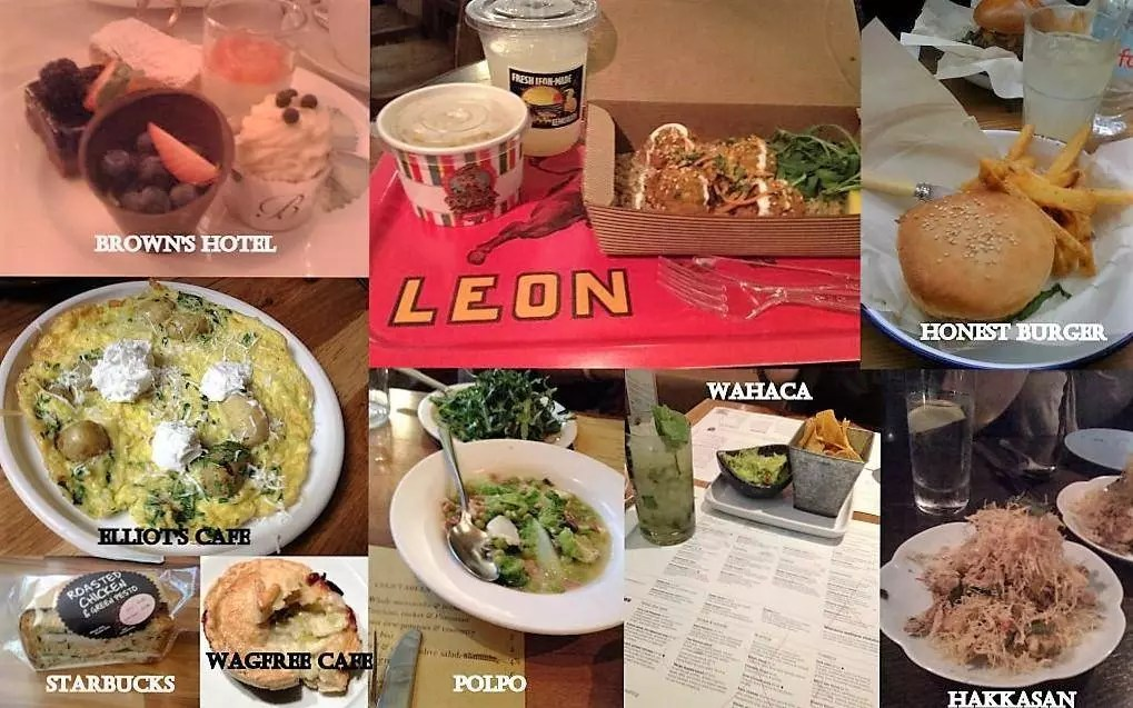 adventures of a gluten free globetrekker Gluten Free Restaurants London