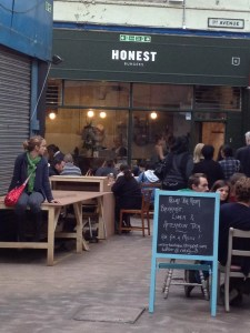 adventures of a gluten free globetrekker Honest Burgers & WAGfree Gluten Free Bakery Bun London