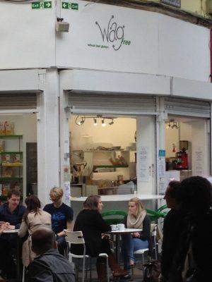 adventures of a gluten free globetrekker WAGfree Bakery Brixton Village