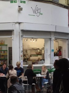 adventures of a gluten free globetrekker WAGfree Cafe, Brixton Village Gluten Free Vegetarian London