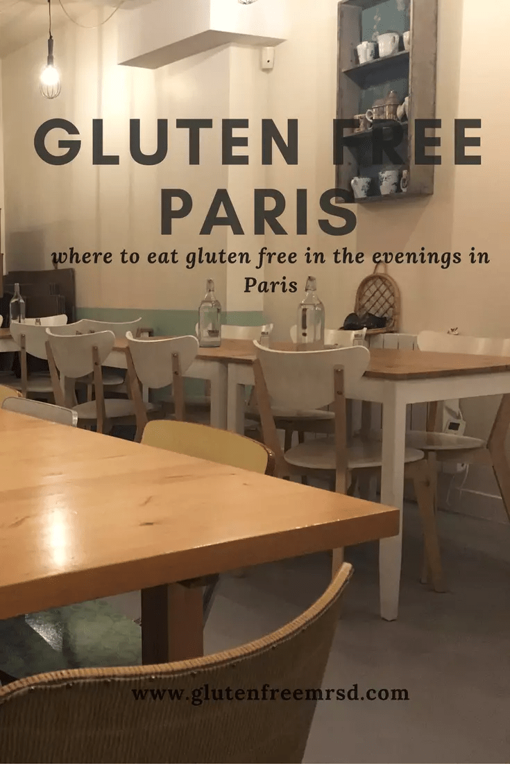 adventures of a gluten free globetrekker Gluten Free Paris: Restaurants Open In Evenings Paris