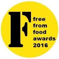 adventures of a gluten free globetrekker Free From Food Awards 2016