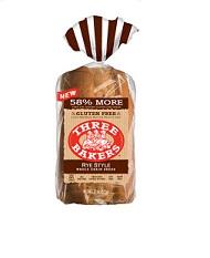 Whole Grain Style Rye Bread