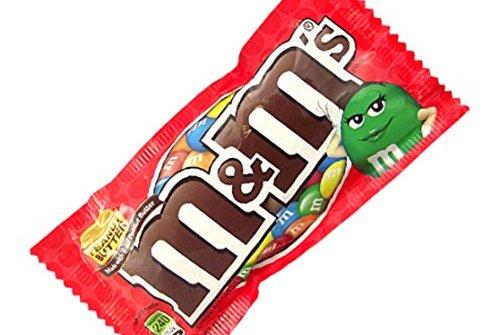 m&m Erdnussbutter