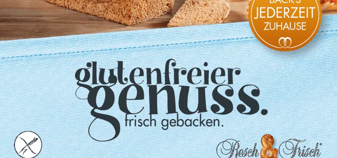 glutenfreie Backwaren