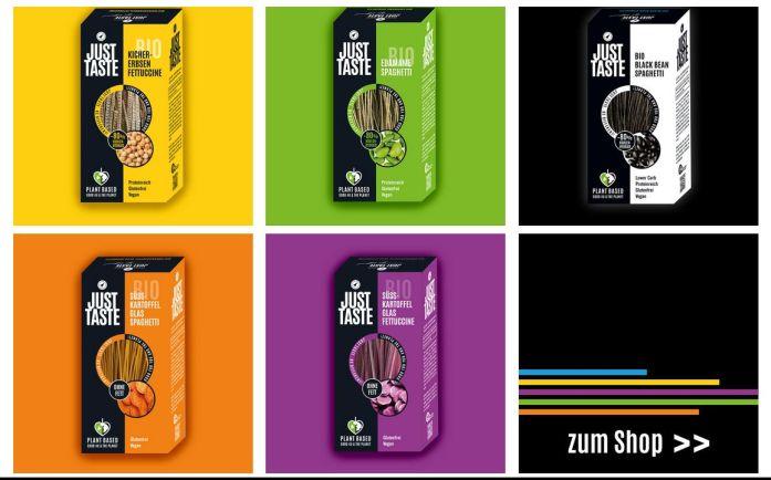 Just Taste Gutschein