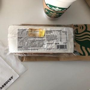 Ingredienten Starbucks glutenvrije panini chickenpesto