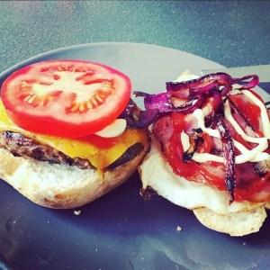 glutenvrije hamburger