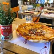 Glutenfree mister pizza Florence