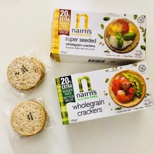 Nairn's Glutenvrije crackertjes