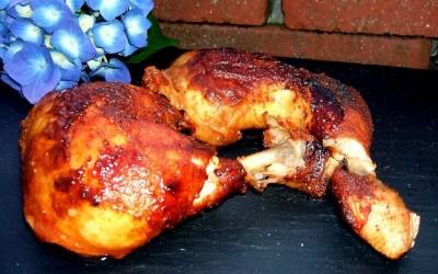 Dutch Oven Texas Chicken