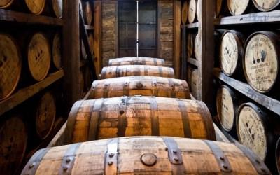 Whisky entsteht aus Getreide
