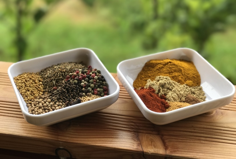 Curry Zutaten