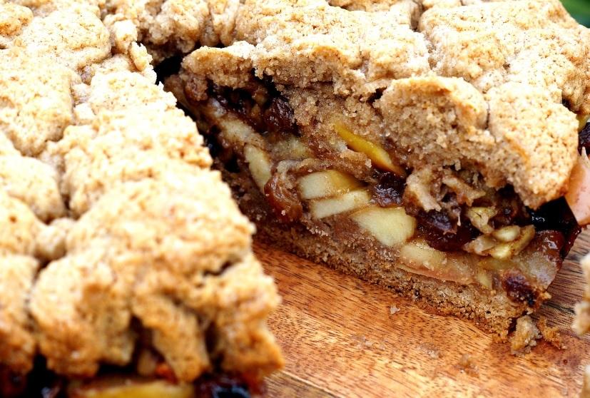 Strudel Kuchen aus dem Dutch Oven