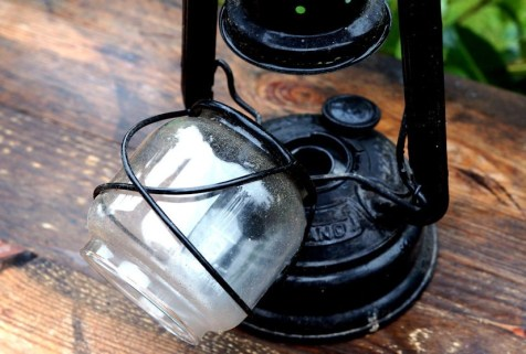 Feuerhand Sturmlaterne - Lampenglashalterung