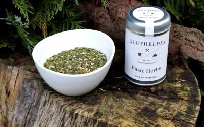 Basic Herbs – Kräutermischung