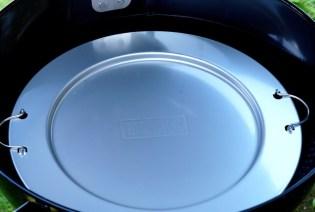 Weber Master-Touch GBS Premium Diffuser Platte