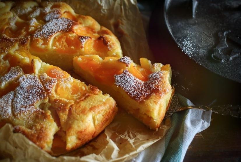 Buttermilch-Rührkuchen