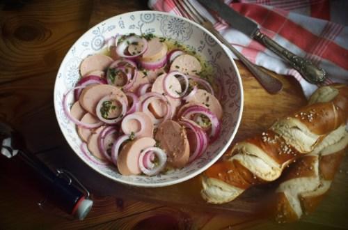 Original Bayrischer Wurstsalat