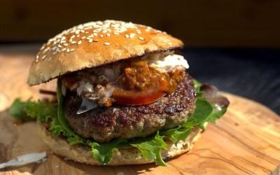 Bolognese Burger