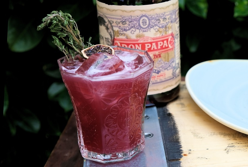 Don Papa - Sour Cherry Smash