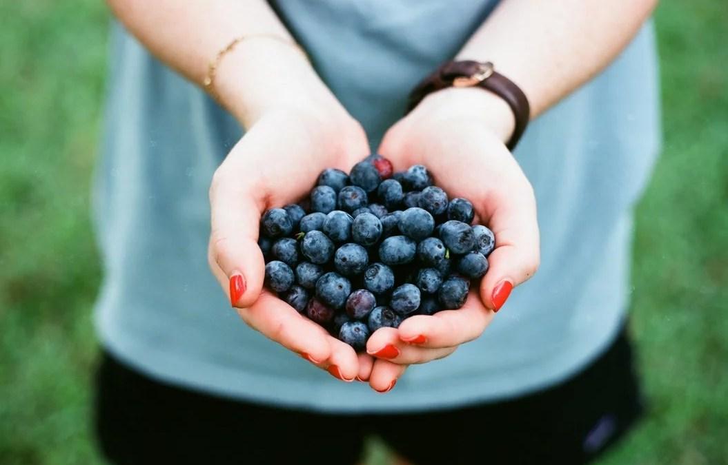 7 Natural Anti-aging Foods