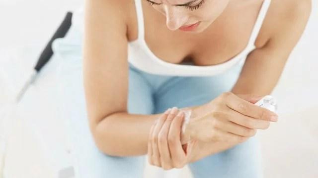 가장 흔한 형태의 관절염