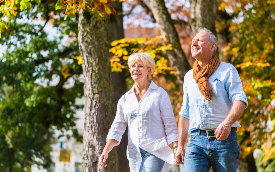 How seniors can help curb arthritis simply by spending time outdoors