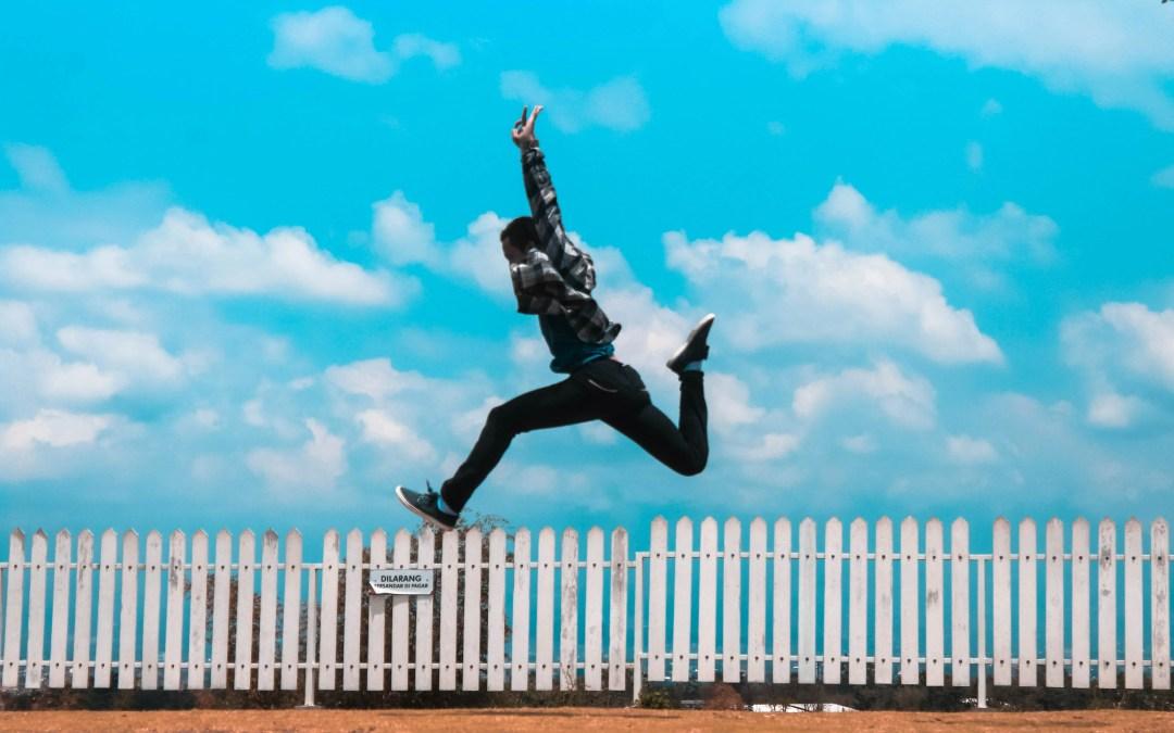 자유롭게 행복하게 움직일 수있는 3 가지