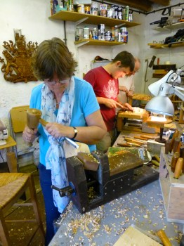 Woodcarving Courses