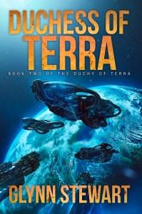 Duchess of Terra by Glynn Stewart