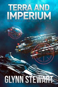 Terra and Imperium is out now!
