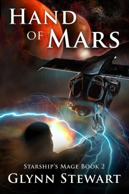 Hand of Mars by Glynn Stewart