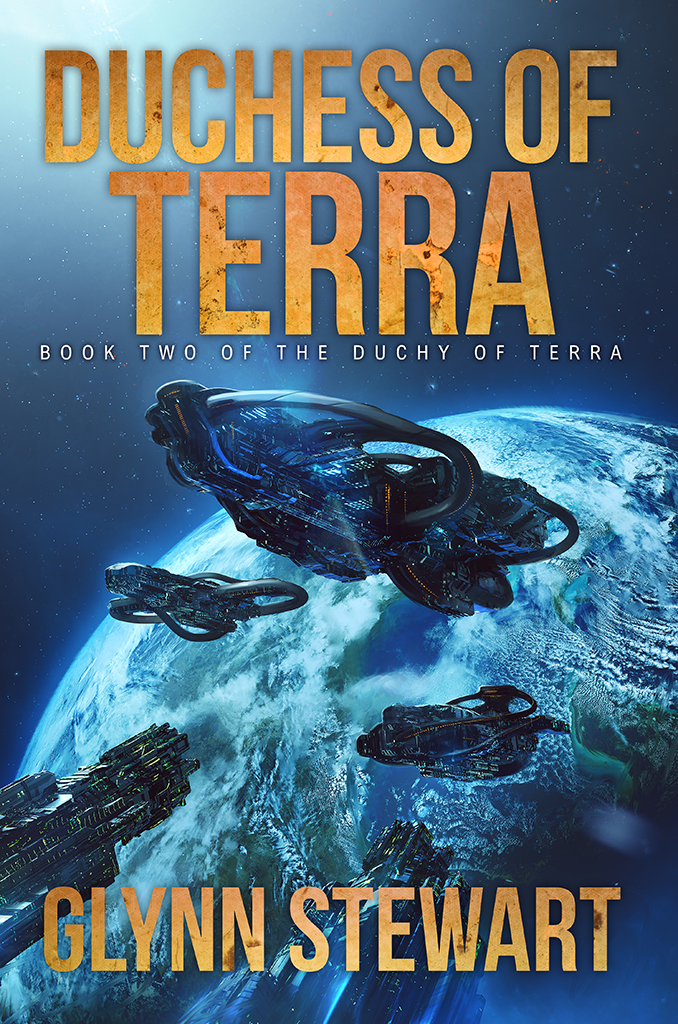 Duchess of Terra by Glynn Stewart