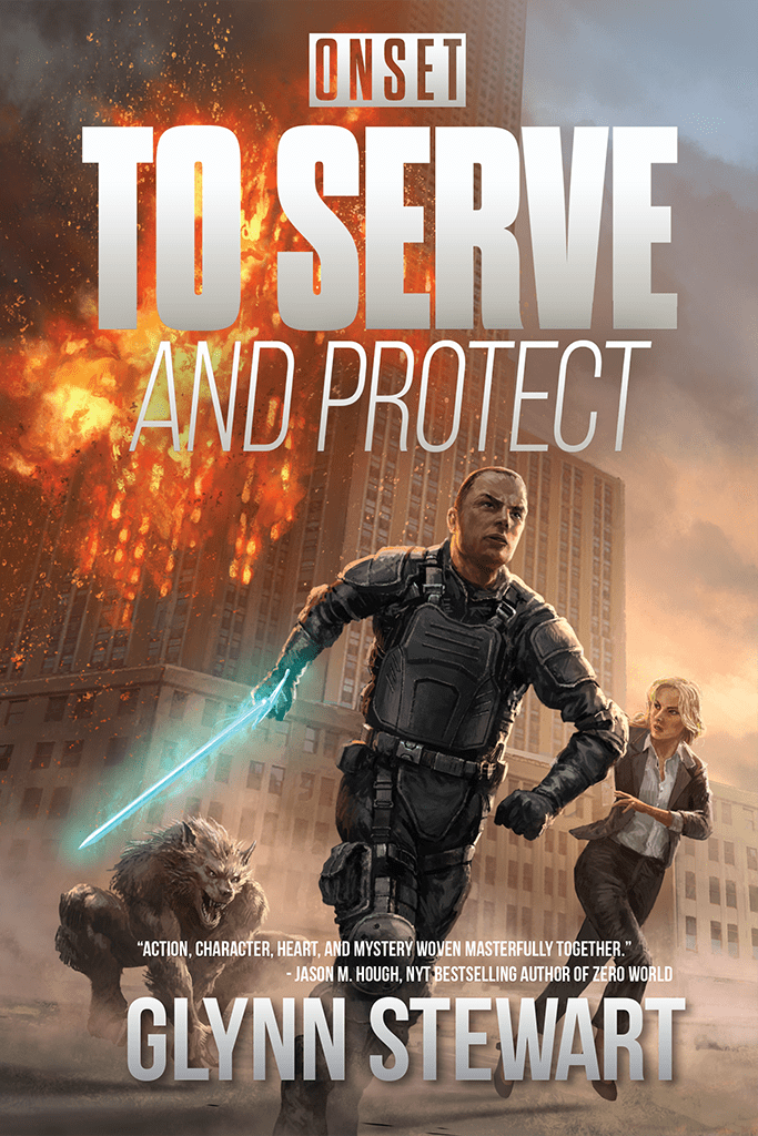 ONSET: To Serve and Protect by Glynn Stewart